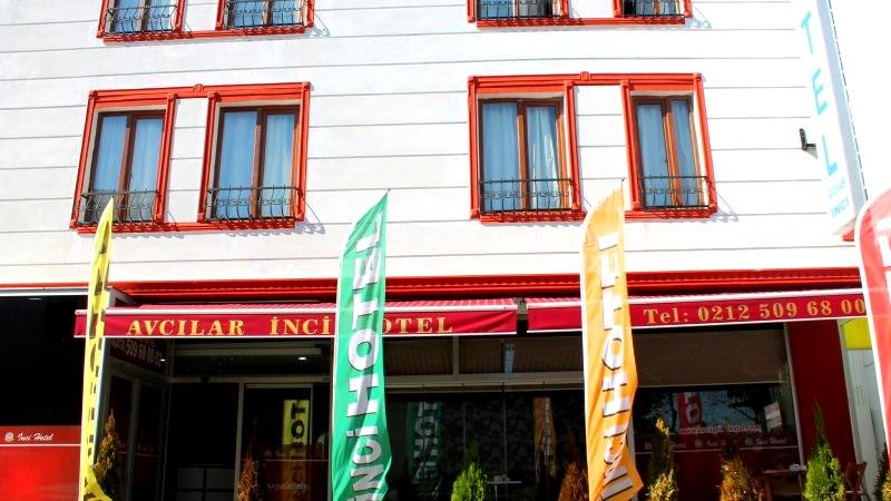 Avcılar İnci Hotel Bina